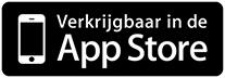 iPhone App verkrijgbaar in de app store