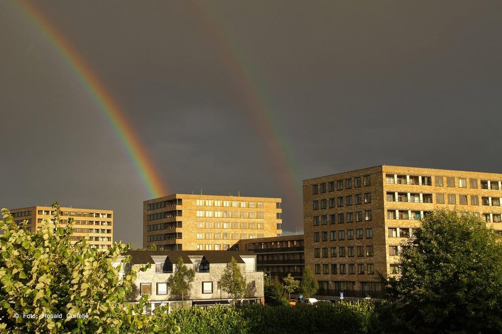 Lezers inzending regenboog
