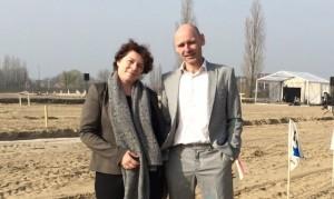 Arnold Meulenbeld en Hanneke van Dijk