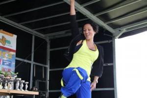 Cinthya Poulina van XCITE DanceClub