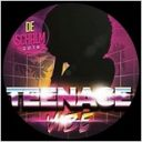 Teenage Vibe disco @ Schalm, de