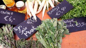 Bio Markt Leidsche Rijn bij Metaal Kathedraal @ Metaal Kathedraal