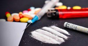 drugs pillen xtc cocaine