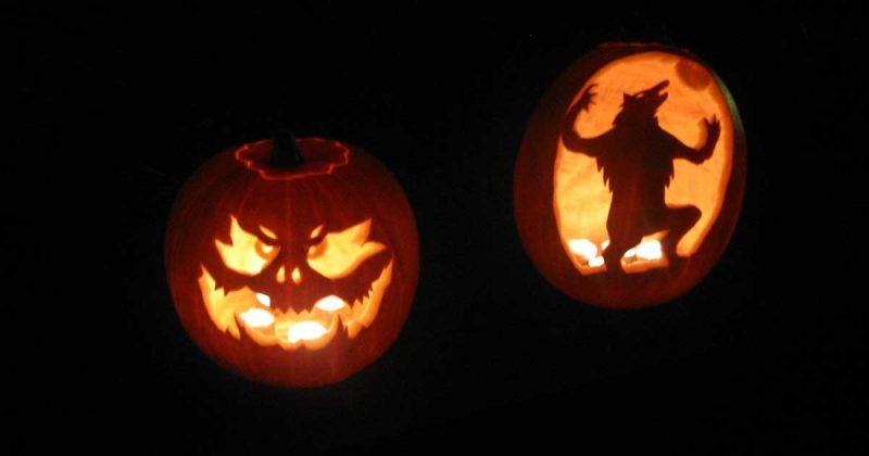 halloween griezelig