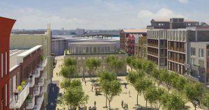 nieuwbouw Leidsche Rijn centrum