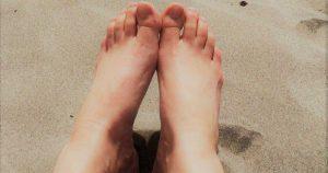 strand-blote-voeten