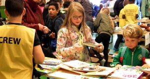 Kinderboekenmarkt Brede School Het Zand @ Brede School Het Zand