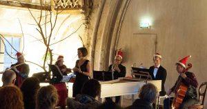 Kerstconcert Muziek in de Meern in Metaal Kathedraal