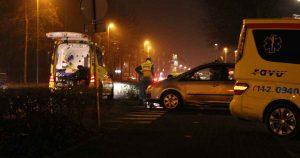 Fietser-aangereden-door-auto-in-De-Meern