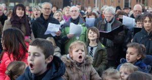 Kinderen Ouders Zingen van start in Leidsche Rijn