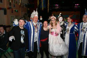 Rode neuzen Carnaval @ De Schalm