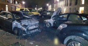 Meerdere-autos-uitgebrand-in-Terwijde