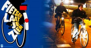 fietsverlichtingscontrole