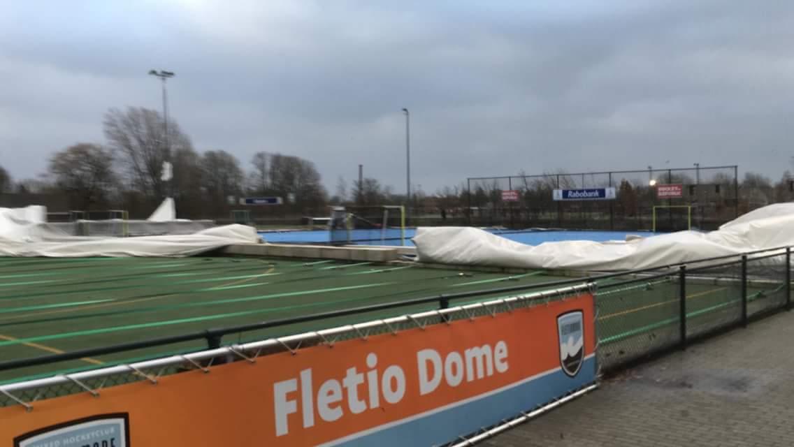 stormschade Hockeyclub Fletiomare