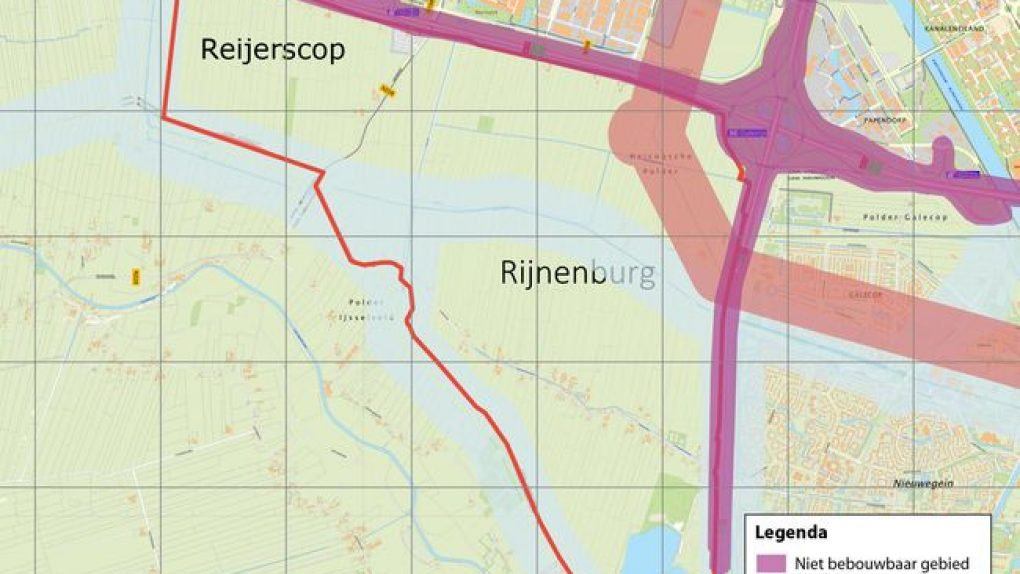Kaart-Rijnenburg
