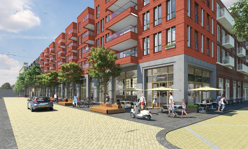 Londenstraat Leidsche Rijn Centrum
