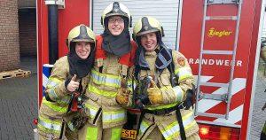 vrijwillige brandweer Vleuten