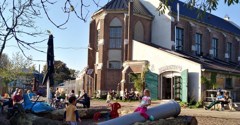 Metaal Kathedraal - Utrecht Leidsche Rijn