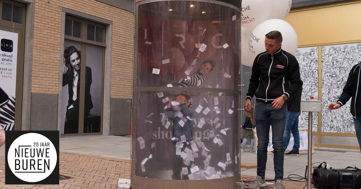 Aftrap 20 jaar Leidsche Rijn - foto: M. Sierhuis