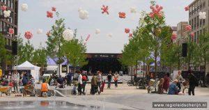 Opening Leidsche Rijn Centrum