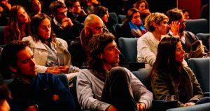 publiek, voorstelling, lezing, bijeenkomst