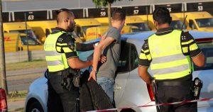 Aanhoudingen-na-grote-politie-controle-bij-Haarrijnse-Plassen3_foto112mediautrecht