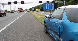 Auto-en-vrachtwagen-in-botsing-op-A12-foto_112mediautrecht_1