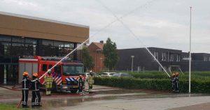 Ereteken-uitgevoerd-door-Jeugdbrandweer-Utrecht