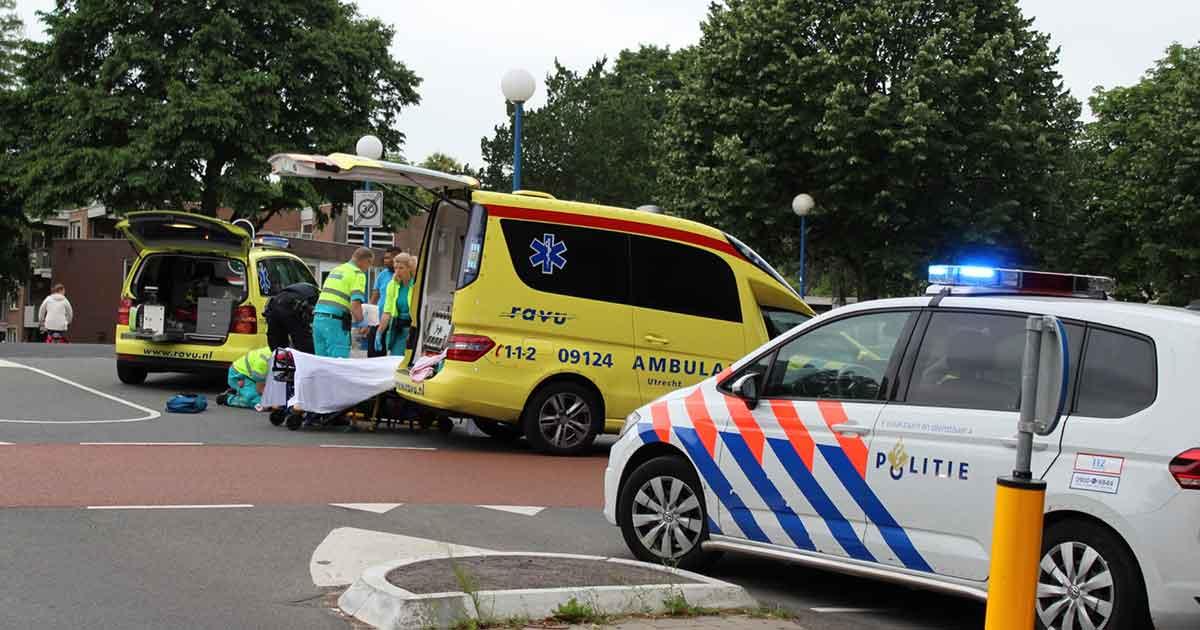 Scooterrijder-geschept-door-auto-in-De-Meern-foto_112mediautrecht