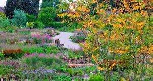 Vlinderhof in het Maximapark