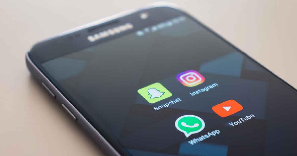 whatsapp op je mobiel