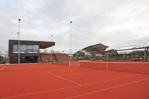 Winterdubbel bij PVDV @ Tennisclub PVDV