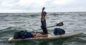 Documentaire 'From source to sea' in bijzijn van hoofdpersoon @ Raadhuis Vleuten