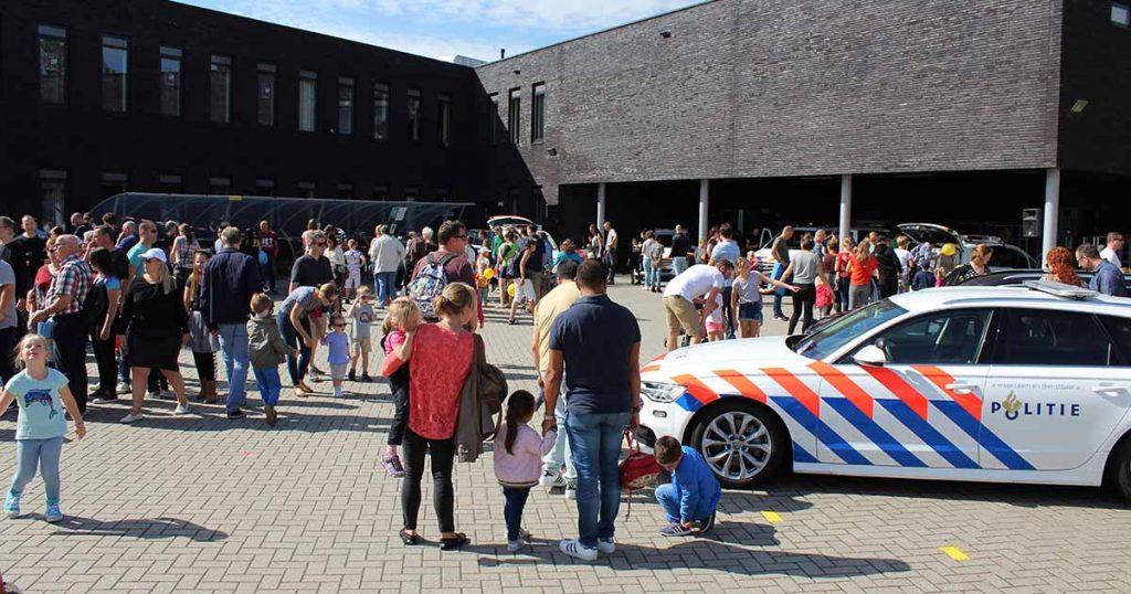 9 september 2018 - open dag politie Leidsche Rijn en Vleuten-De Meern (Utrecht)