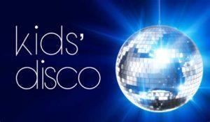 Kidsdisco (4 t/m 8 jaar) @ De Schalm