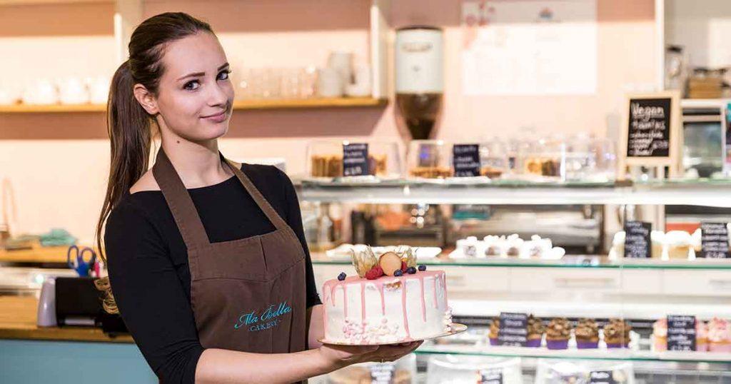 Ma Bella Cake Cafe Leidsche Rijn Centrum