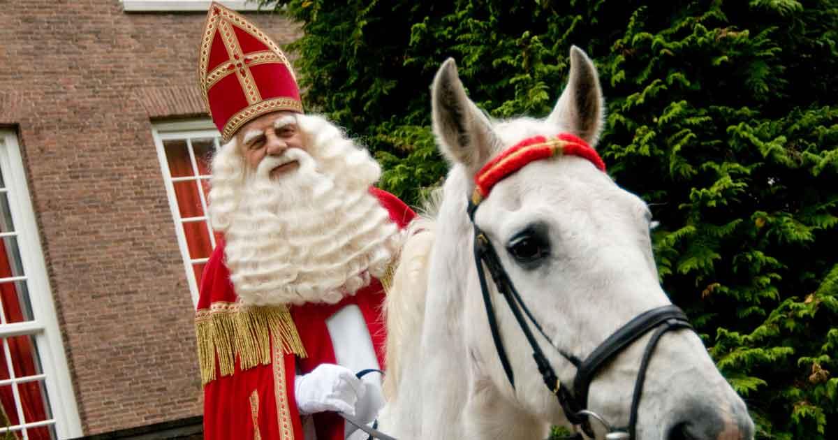 Handig overzicht: Sinterklaas in Leidsche Rijn en Vleuten-De Meern - Regio Leidsche Rijn