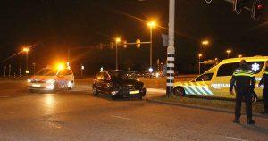 Forse-aanrijding-tussen-twee-autos-in-Leidsche-Rijn_foto_js_multimedia