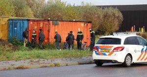 Jongeren-uit-container-gehaald-in-De-Meern1_foto_112mediautrecht