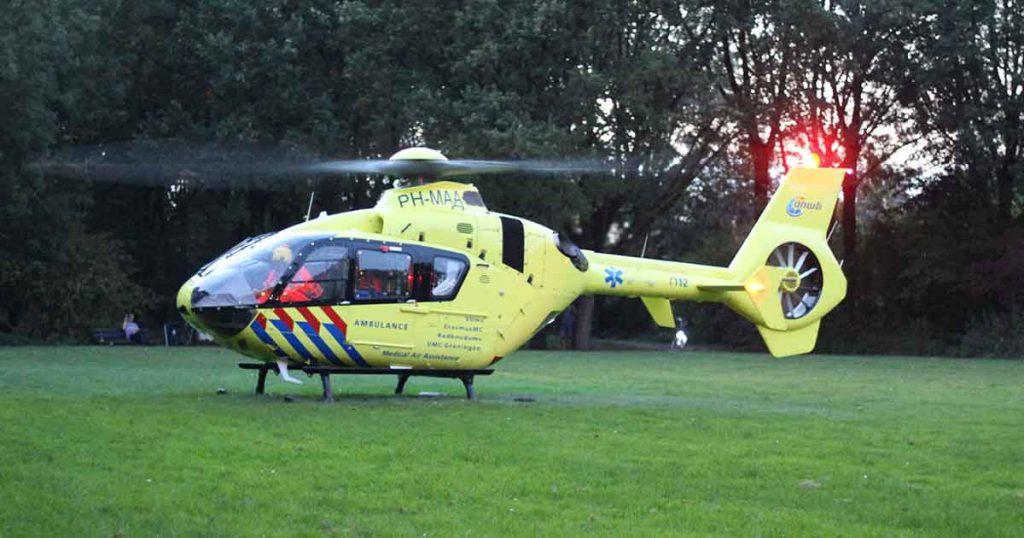 Massale-uitloop-in-De-Meern-na-komst-traumahelikopter-foto_112mediautrecht