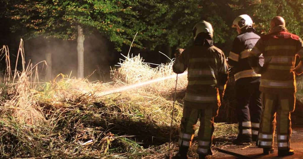 Tweede-hooibrand-in-het-Maximapark-deze-week_1_foto_112mediautrecht