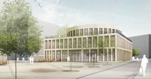 Bibliotheek Leidsche Rijn Centrum
