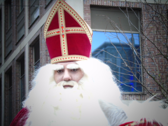 Sinterklaas in Leidsche Rijn Centrum