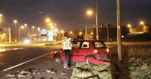 Autodief-crasht-en-rent-weg-over-snelweg_foto_112mediautrecht