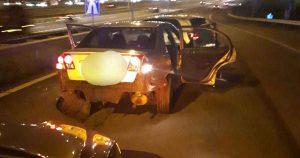 Autos-geramd-tijdens-dollemansrit_foto_politie