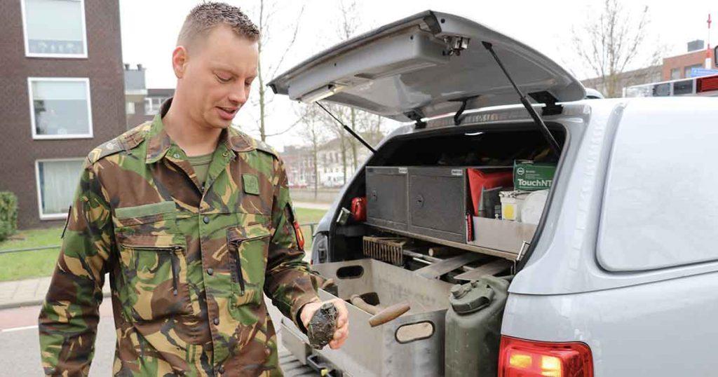 Gevonden-handgranaat-tot-ontploffing-gebracht-bij-de-Haarrijnse-plassen_foto_112mediautrecht