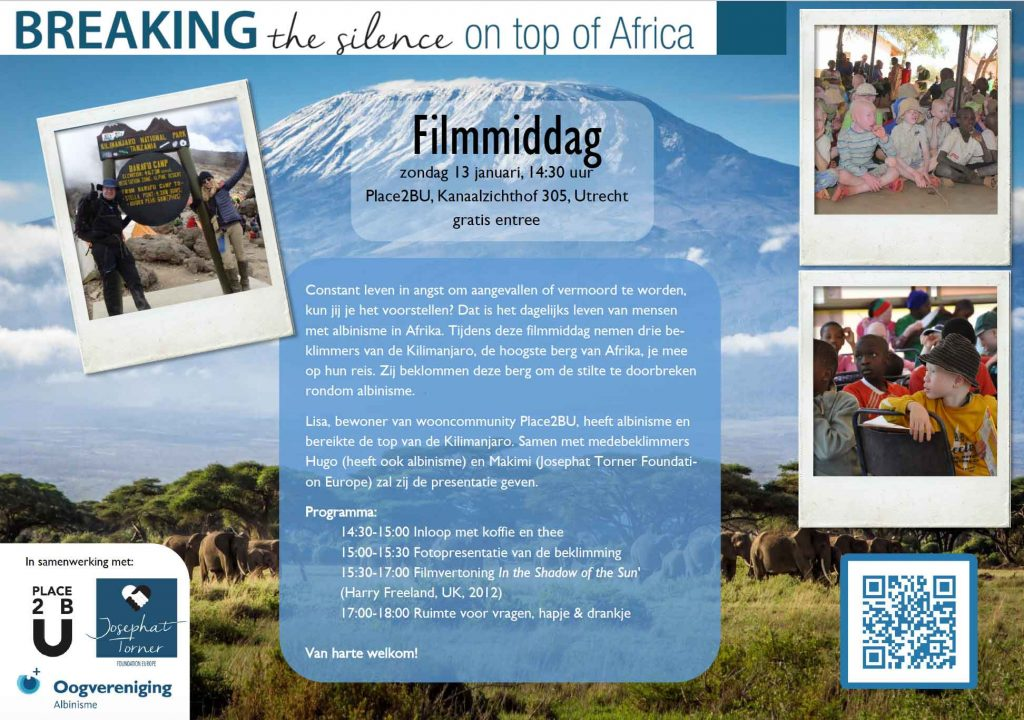 Kilimanjaro-beklimming-voor-mensen-met-albinisme