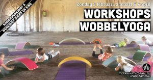 Workshops Wobbelyoga @ Metaal Kathedraal