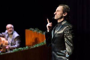 Theater Artemis - De man die alles weet 4+ @ Podium Hoge Woerd