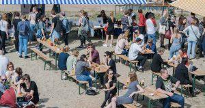 Berliner Garten - Het beste van Berlijn op Berlijnplein @ RAUM